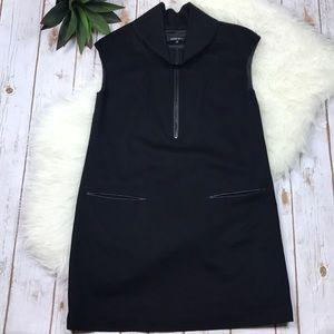 Lafayette 148 Cashmere Tunic Dress